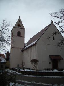 Kirche Höllstein