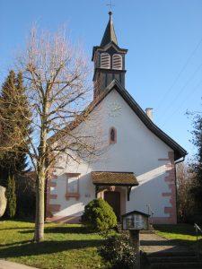 Kirche Hüsingen